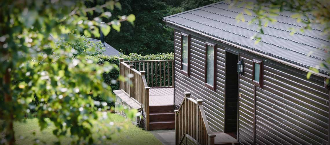 Second Home lodges for sale at High Bracken Lodges, Cumbria